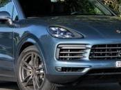 Essai Porsche Cayenne