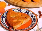 Gâteau moelleux sans beurre abricots