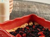 Tarte crème fruits rouges Recette Schär