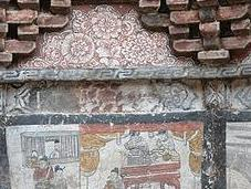 ancien tombeau octogonal révèle contes Chine sous l'ère mongole