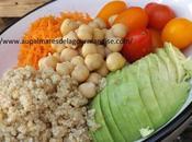 Quinoa cuisson four,d'aprés J.Ph Derenne buddha bowl *Bowl quinoa Bas*Healthy* Hygge*Comfort Food Vegétarien*