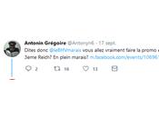 petit facho pleurnichard #Marsault soutient assassins #ClementMeric