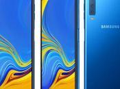 Samsung dévoilé Galaxy (2018).