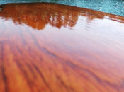 Comment faire l'entretien bois votre bateau?
