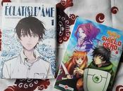 Deux nouveaux manga découvrir