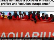 pages l'Europe Honte, #LREM, j'écris #Aquarius