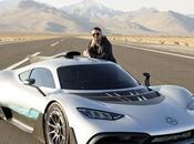 Mercedes-AMG Project One: Formule route, passant Suisse
