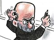 Caricature Jean-Michel Blanquer