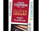 Concert Olivier Leguay joue Louis Couperin l'Atelier Jacki Maréchal Oyonnax