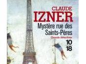 Mystère Saints-Pères Claude Izner
