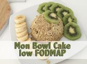 Bowl cake sans FODMAP