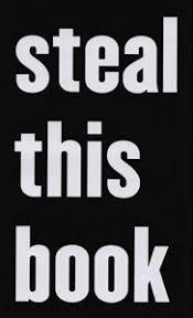 Steal this book, Dora Garcia