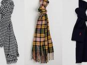 écharpes pour l'hiver