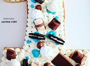 """Letter Cake """"i"""""""