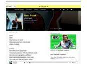 Apple Music affiche présent paroles chansons Genius