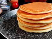 Pancakes vache jambon fumé