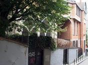 Place Abbesses, ciment armé mosaïque