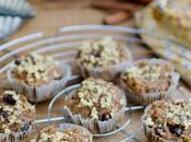 Muffins quinoa cranberries