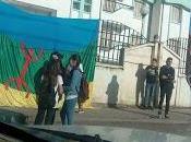 lycéens d'Iwadiyen grève illimitée contre langue arabe