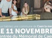 Culture L'entrée Mémorial Caen offerte dimanche novembre 2018 habitants