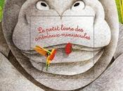 {Album} grand livre animaux géants petit minuscules Francesca Cosanti