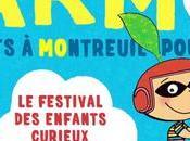 Festival MARMOE Mois Arts Montreuil pour l'Enfance