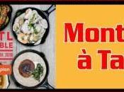 Montréal Table, menu particulier pour Bistro Ste-Cath