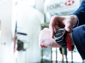 HSBC teste montre intelligente agence