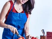 interviewé reine cuisine healthy Rebecca Leffler