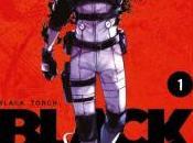Black torch Takaki Tsuyoshi
