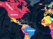 Google véhicules plus recherchés pays