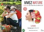 Vivez Nature salon bien-être Lyon novembre
