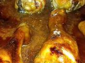 Cuisses poulet laquées