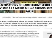 maire XXème Arrt Paris couvre-t-elle #racisme #sexisme