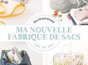 Livre nouvelle fabrique sacs d'Elsa Giraud