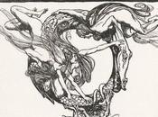 Beaux livres L'Or Rhin Valkyrie illustrés Arthur Rackham