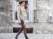 Chapeau jupe carreaux