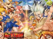 animé pour manga Stone Boichi Riichirô INAGAKI