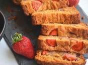 Recette pain fraises fraîches