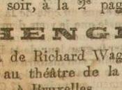 Mars 1870 -Judith Gautier raconte premier Lohengrin français théâtre Monnaie