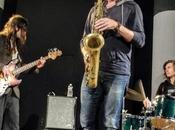 Jazz avec Félix Masson, Quentin Féron, Yves Alves Nicolas Royet Passerelle Saint-Brieuc, novembre 2018