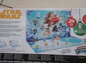 Test calendrier l'avent Micro force Star Wars