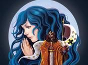 pierres écarlates, l'épopée d'une jeunesse druidesse Caroline Blineau