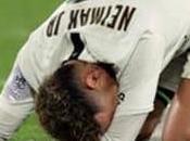 Blessure plus grave prévue pour Neymar