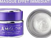 Masque soin raffermissant glamglow gravitymud