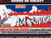 Soirée hockey Canadiens Boston, Colorado Arizona