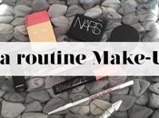 routine make-up