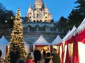 premier village Noël Montmartre, entre féerie savoir-faire local…