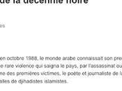 626_ écrivains algériens dans décennie noire, 1988_2003