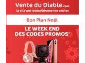 Codes Promo Vente Diable jusqu'à -30€ réduction pour Noël